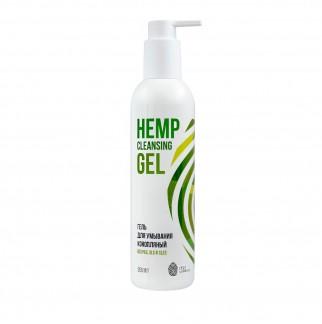 Гель для умывания конопляный Hemp Cleansing Gel   1753 cosmetics