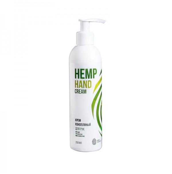 Крем конопляный для рук hemp hand cream 1753 cosmetics, 250 мл